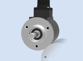Italsensor Tkc60 Solid Shaft Single Turn Encoder